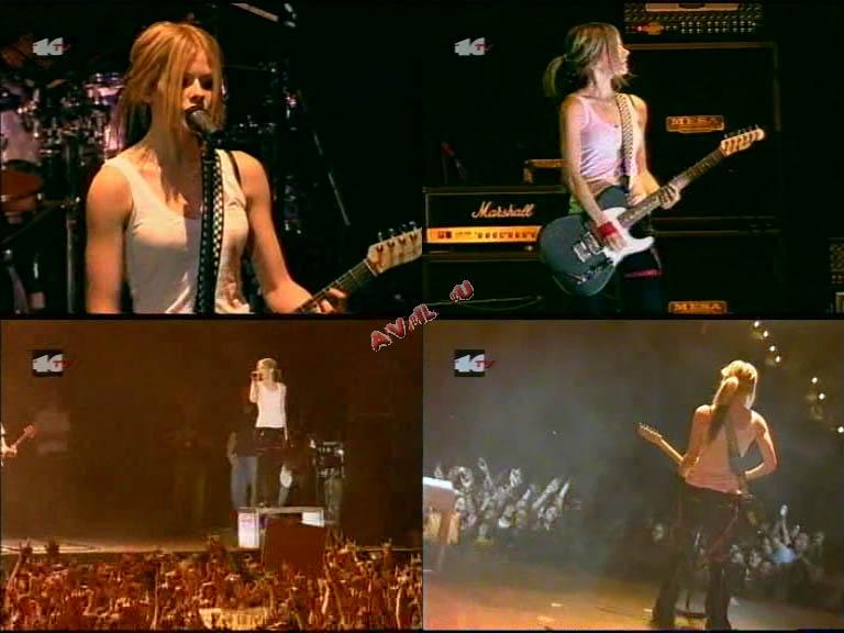 Avril Lavigne Live In Seoul. Avril Lavigne - Live in Madrid